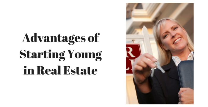 getting started young in real estate