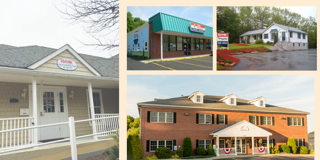 4 REMAX offices in RI